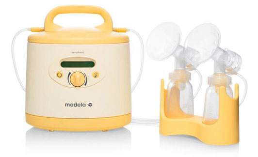 Symphony Double Breastpump Hire