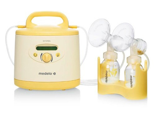 Symphony PLUS double electric breast pump