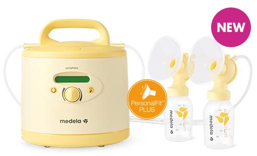 Symphony PLUS double electric breast pump